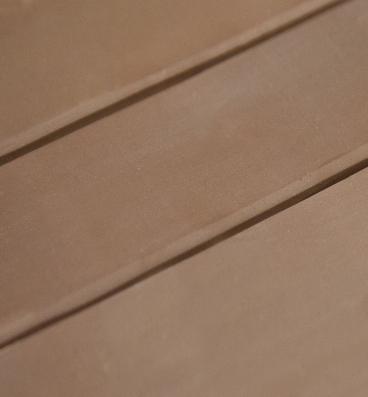 Плитка под кирпич Терракот светлый (гладкая)