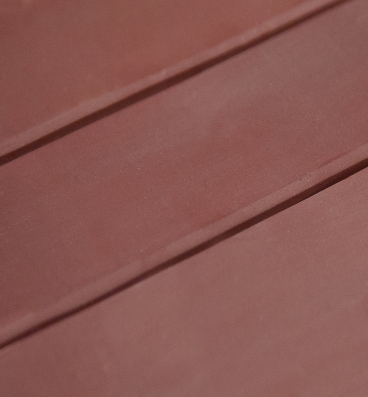 Плитка под кирпич Бордо темный (гладкий)